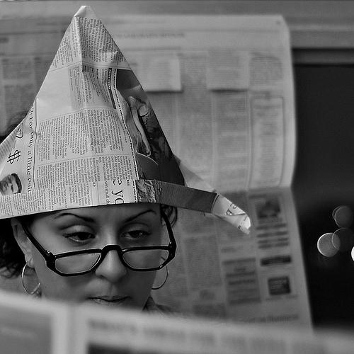 leer las noticias