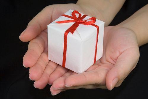 La vida es un gran regalo … ¡ábrelo!
