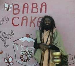Café Baba Cake