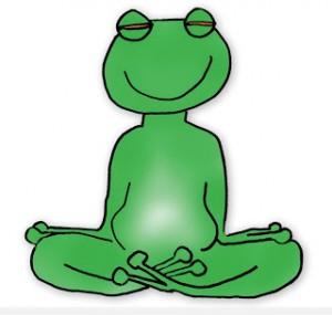 Rana meditación Eline Snel