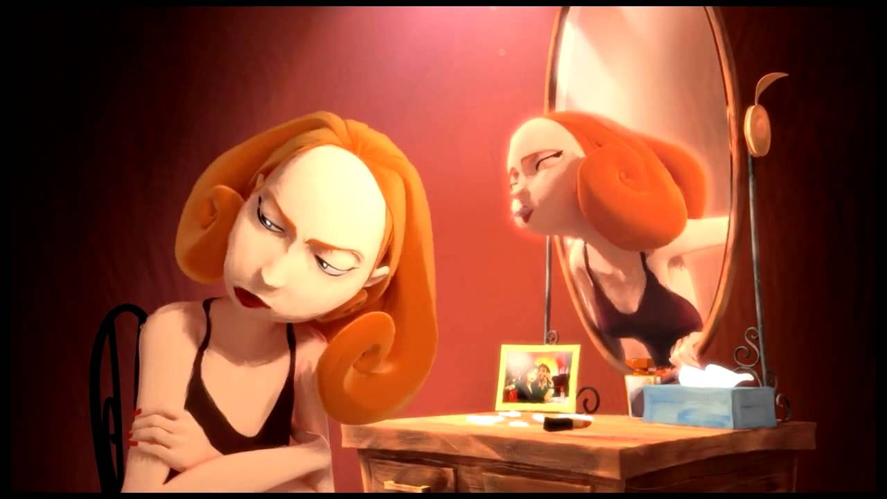 Una mujer frente al espejo – CinemaSlow