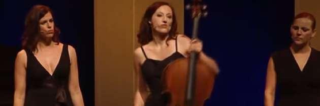 """Sorprendiente """"Verano"""" de Vivaldi interpretado por Salut Salon"""