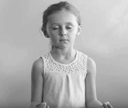 Los niños y la atención a la respiración