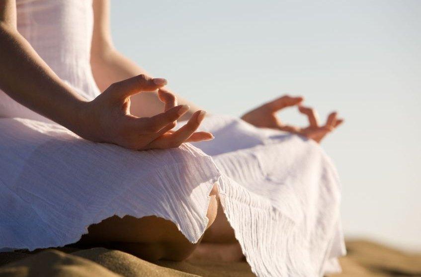 Meditar en grupo