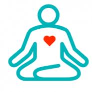 Meditación y retiros de silencio, infografía
