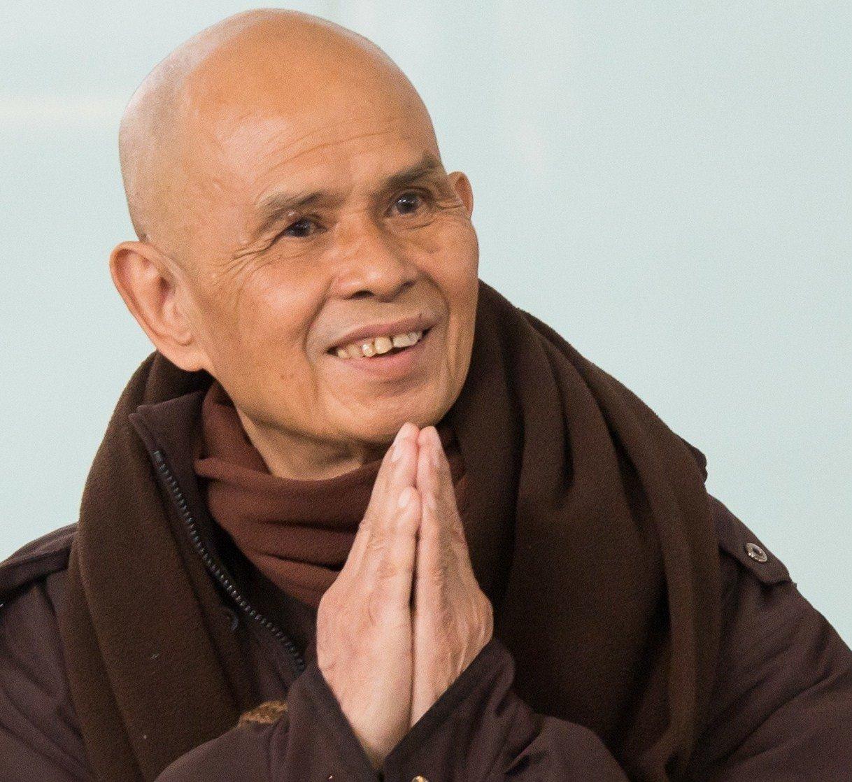 La energia de la compasión, video de Thich Nhat Hanh