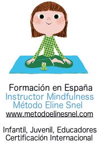 Método Eline Snel, cursos mindfulness para niños, jóvenes y educadores