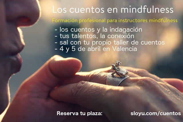 Formación Los cuentos en mindfulness