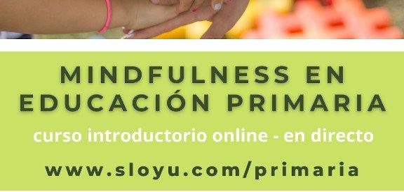Curso MEP, mindfulness en educación primaria